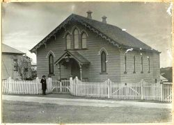 Fortesque Nundah Baptist Church Higlett-circa 1905