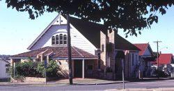 Nundah-Baptist Church - circa 1983