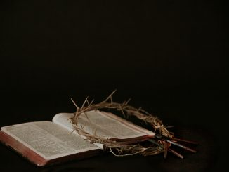 Bible and Crown