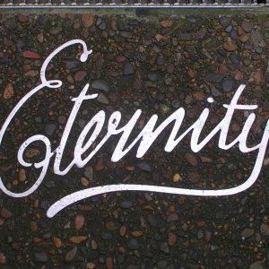 Mr Eternity – Arthur Stace