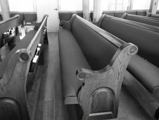 Old Fashioned Pews