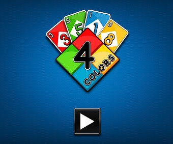 4 Colours Card Game