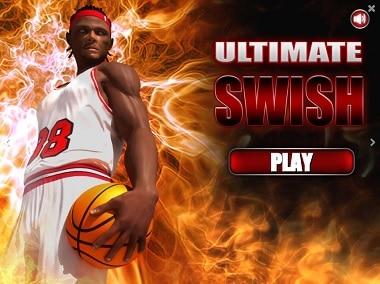 Ultimate Swish Basketball