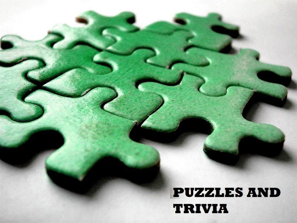 Puzzles & Trivia