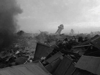 Sulawesi Damage Earthquake