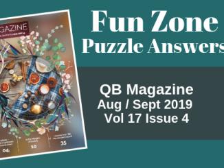 Fun Zone Aug Sept 2019