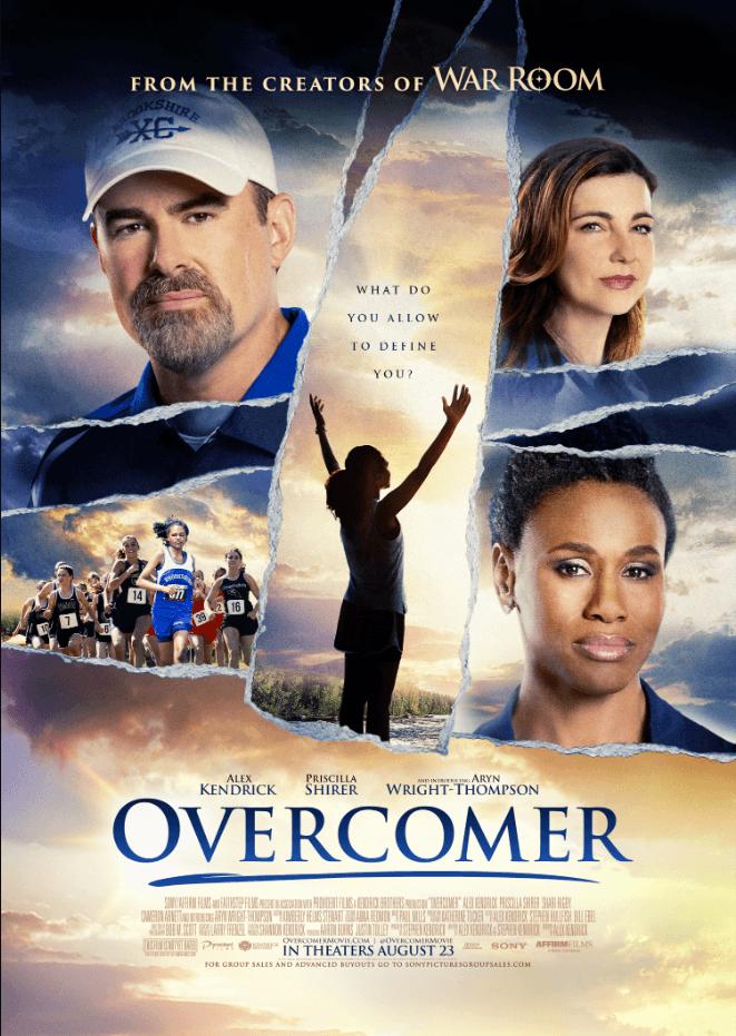Poster Overcomer Movie