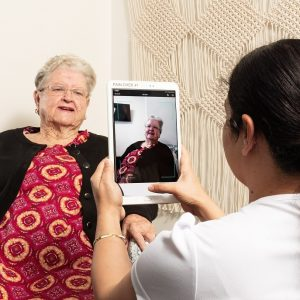 New technology assisting pain relief for aged care residents