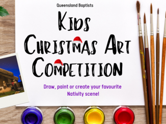 Kid's Christmas Art Competition – Winners Announced