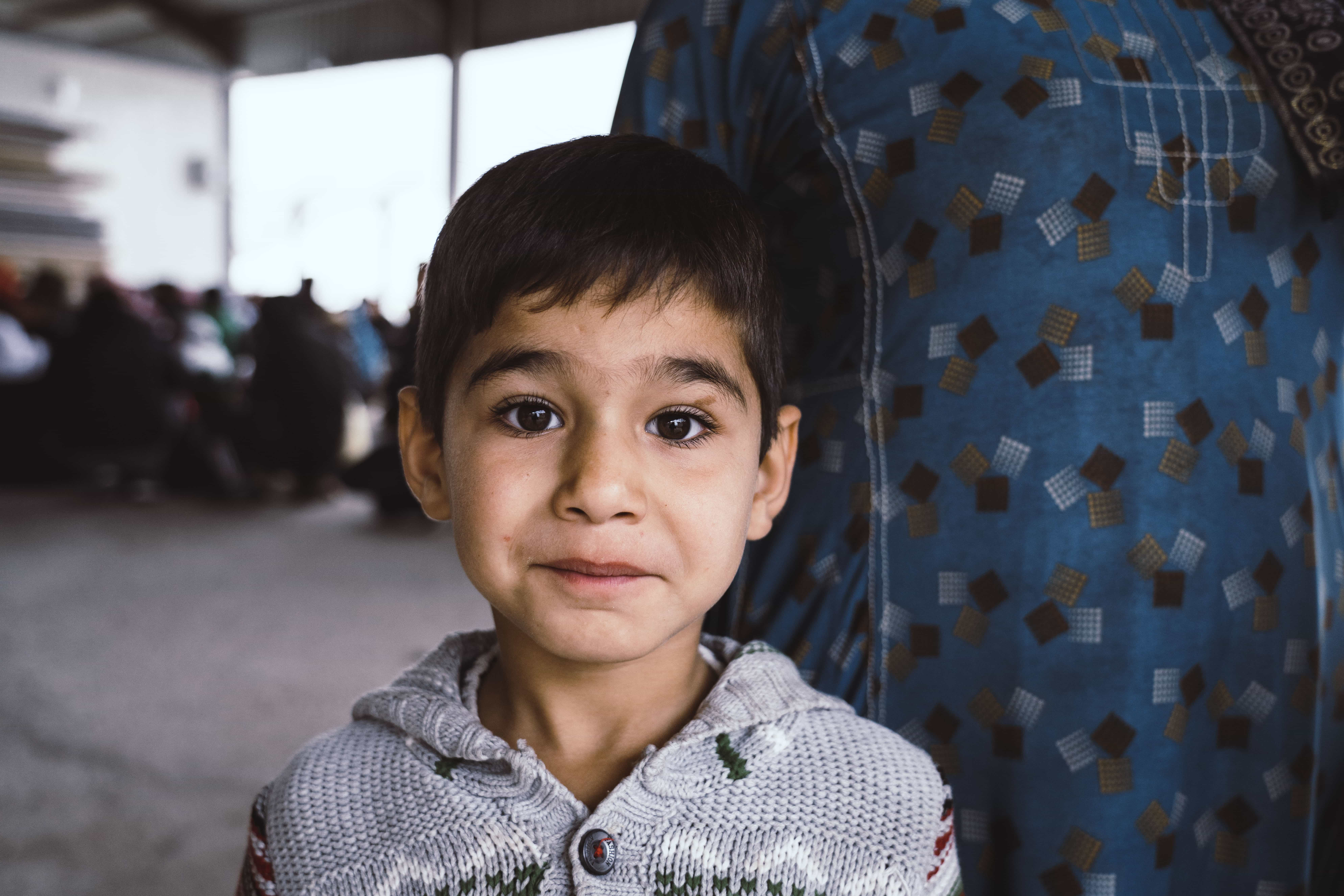 Syria – Innocent lives are in grave danger