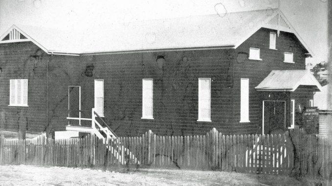 Newmarket Baptist Church