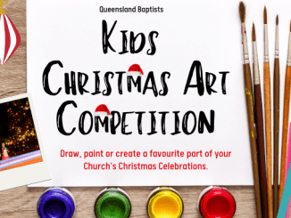 Kid's Christmas Art Competition